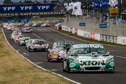 Agustin Canapino, Jet Racing Chevrolet, Facundo Ardusso, Renault Sport Torino, Josito Di Palma, Labo