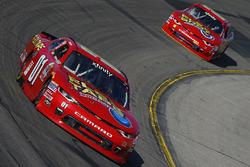 Harrison Rhodes, JD Motorsports Chevrolet, Garrett Smithley, JD Motorsports Chevrolet