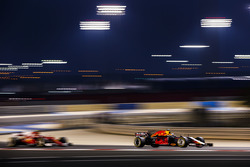 Даниэль Риккардо, Red Bull Racing RB13, Себастьян Феттель, Ferrari SF70H