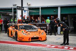 Gustavo Yacamán, Orange1 Team Lazarus, Lamborghini