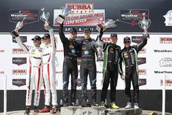 Podium: 1. Ricky Taylor, Jordan Taylor, Wayne Taylor Racing; 2. Scott Sharp, Ryan Dalziel, Tequila P