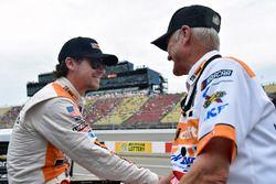 Ryan Blaney, Wood Brothers Racing Ford, Eddie Wood