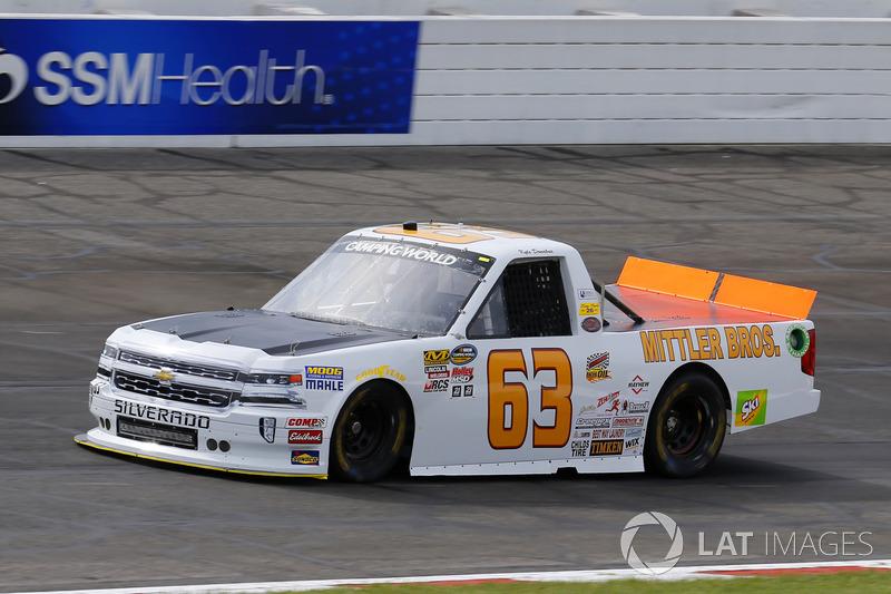 Kyle Donahue, Chevrolet Silverado