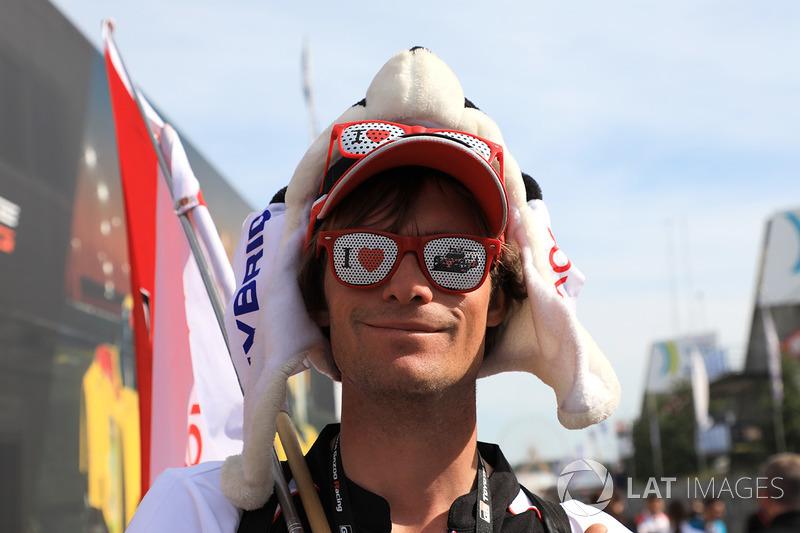 Fan von Toyota Racing