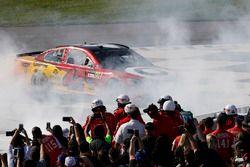 Yarış galibi Kyle Larson, Chip Ganassi Racing Chevrolet
