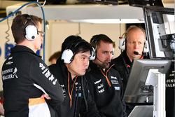 Jun Matsuzaki, Sahara Force India F1 Team Senior Tyre Engineer
