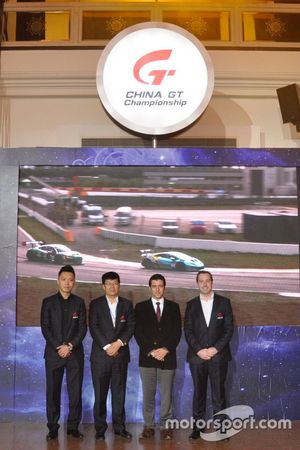 2017 China GT Presentation