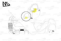 Детали Toyota Yaris WRC