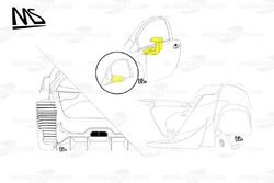 Toyota Yaris WRC Plus 2017 detail