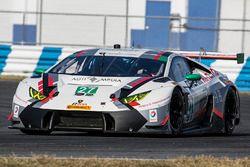 #27 Dream Racing Lamborghini Huracan GT3: Седрик Сбирраццули, Лоуренс ДеДжордж, Рафаэле Джанмария