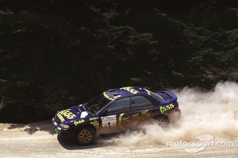 Subaru (3 veces: 1995-1997)