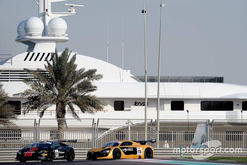 #61 GDL Racing Middle East Lamborghini Huracan ST: Mario Cordoni, Roberto Silva, Steve Liquorish