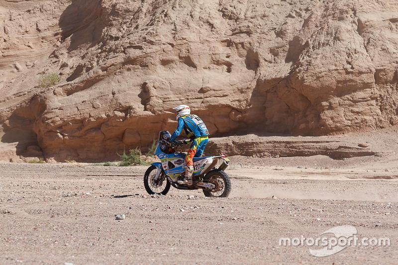 #123 KTM: Maikel Verkade