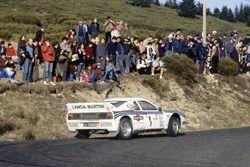 Walter Rohrl, Christian Geistdorfer, Lancia Rally 037
