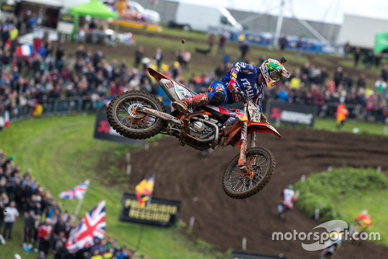 Tony Cairoli, Team Italia