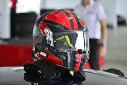 Il casco di Jon Miller