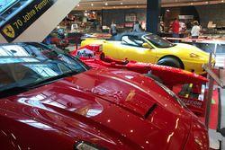 Festeggiamenti 70 anni Ferrari alla Migros Sant'Antonino