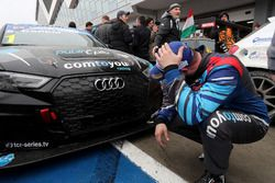 Stefano Comini, Comtoyou Racing, Audi RS3 LMS