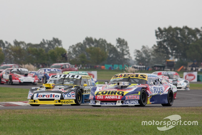 Emanuel Moriatis, Martinez Competicion Ford, Martin Serrano, Coiro Dole Racing Chevrolet