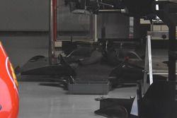 Ferrari SF70H, Unterboden