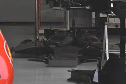 Ferrari SF70H, floor