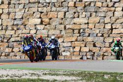 Daniel Valle, Halcourier Racing