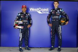 Gianni Morbidelli, West Coast Racing and Giacomo Altoè, West Coast Racing