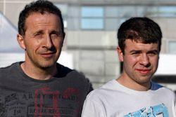 Nicolas Althaus und Sacha Althaus