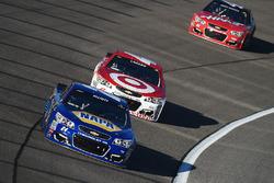 Chase Elliott, Hendrick Motorsports Chevrolet, Kyle Larson, Chip Ganassi Racing Chevrolet