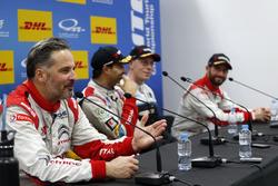 Conférence de presse : Yvan Muller, Citroën World Touring Car Team, Citroën C-Elysée WTCC