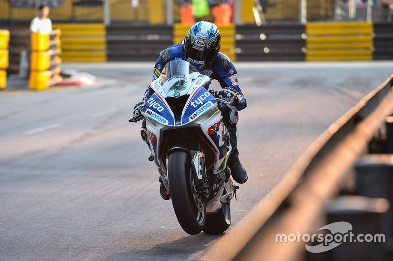 8. Ian Hutchinson, BMW