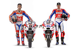 Danilo Petrucci, Octo Pramac Racing, Scott Redding, Octo Pramac Racing