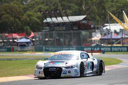 #74 Jamec Pem Racing, Audi R8 LMS: Geoff Emery, Kelvin van der Linde