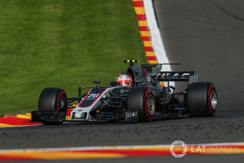 15. Kevin Magnussen, Haas F1 Team VF-17