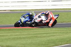 Danilo Petrucci, Pramac Racing, Andrea Iannone, Team Suzuki MotoGP