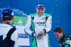 Podium : Pontus Tidemand, Skoda Motorsport