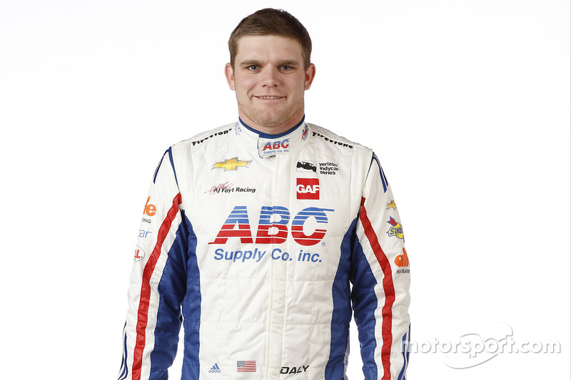 #4 Conor Daly, A.J. Foyt Enterprises / Chevrolet