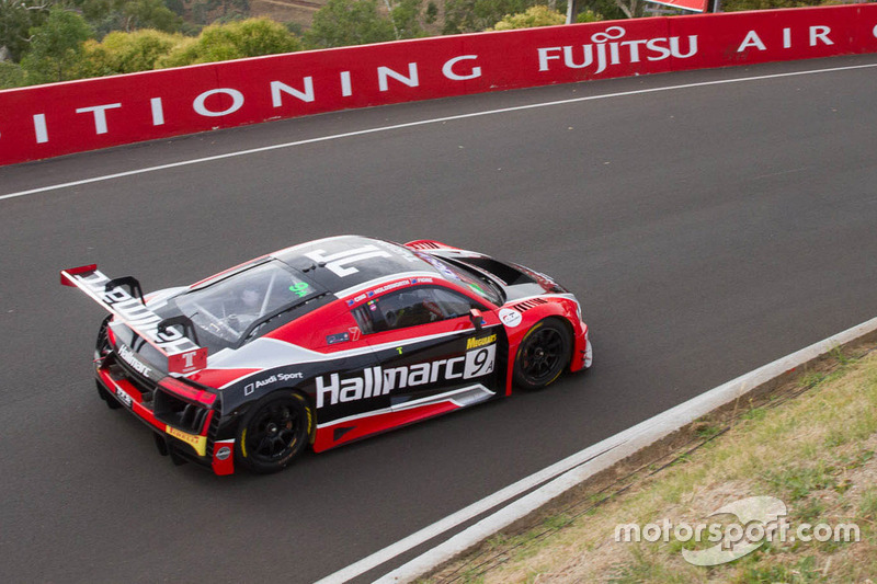 21. #9 Hallmarc, Audi R8 LMS