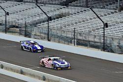 #13 TA4 Maserati Gran Turismo GT4, Guy Dreier, Guy Dreier Racing, #57 TA Cadillac CTSV, David Pintaric, Kryderacing
