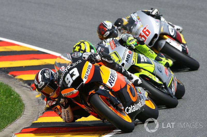 Victoire #21 : GP d'Allemagne 2012 de Moto2 - Sachsenring