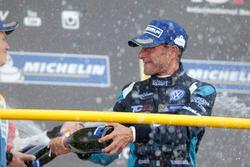 Подиум: победитель Джанни Морбиделли, West Coast Racing