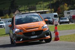 Sandro Fehr, Opel Corsa OPC, Flammer Speed Team, Course 2