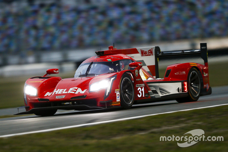 6. P: #31 Action Express Racing, Cadillac DPi