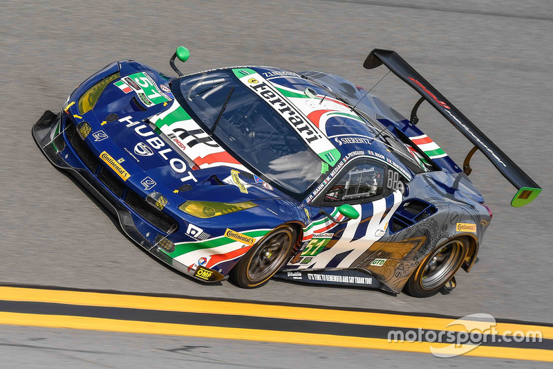23. GTD: #51 Spirit of Race, Ferrari 488 GT3
