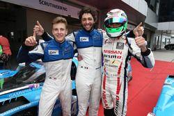 1. #25 Algarve Pro Racing, Ligier JSP2 Nissan: Andrea Roda, Aidan Read, Andrea Pizzitola