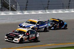 #84 BimmerWorld Racing, BMW 328i: James Clay, Tyler Cooke, Tyler Clary; #81 BimmerWorld Racing, BMW