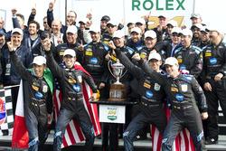 Race winner #10 Wayne Taylor Racing Cadillac DPi: Ricky Taylor, Jordan Taylor, Max Angelelli, Jeff Gordon