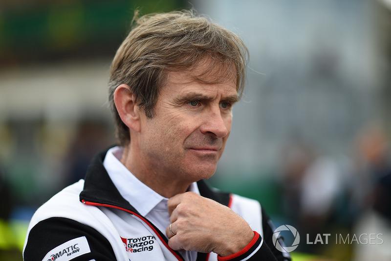 Pascal Vasselon, directeur technique de Toyota Racing