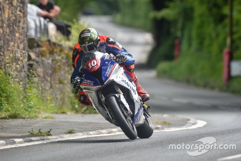 Superstock TT: 2. Platz - Peter Hickman, Smiths Racing