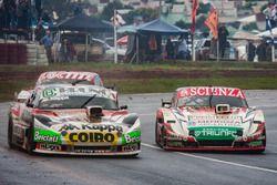 Juan Martin Bruno, Coiro Dole Racing Dodge, Matias Jalaf, Indecar CAR Racing Torino